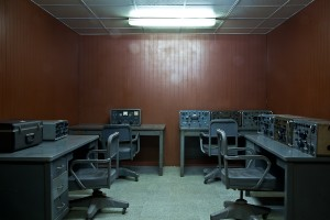 Communications Room, Reunification Palace, Ho Chi Minh City