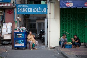 work and play in Ho Chi Minh City