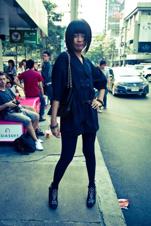 Siam Streets 13 - street fashion photography in Bangkok, Thailand