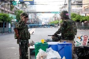 Bangkok Riots